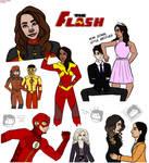FLASH fam + SketchDump