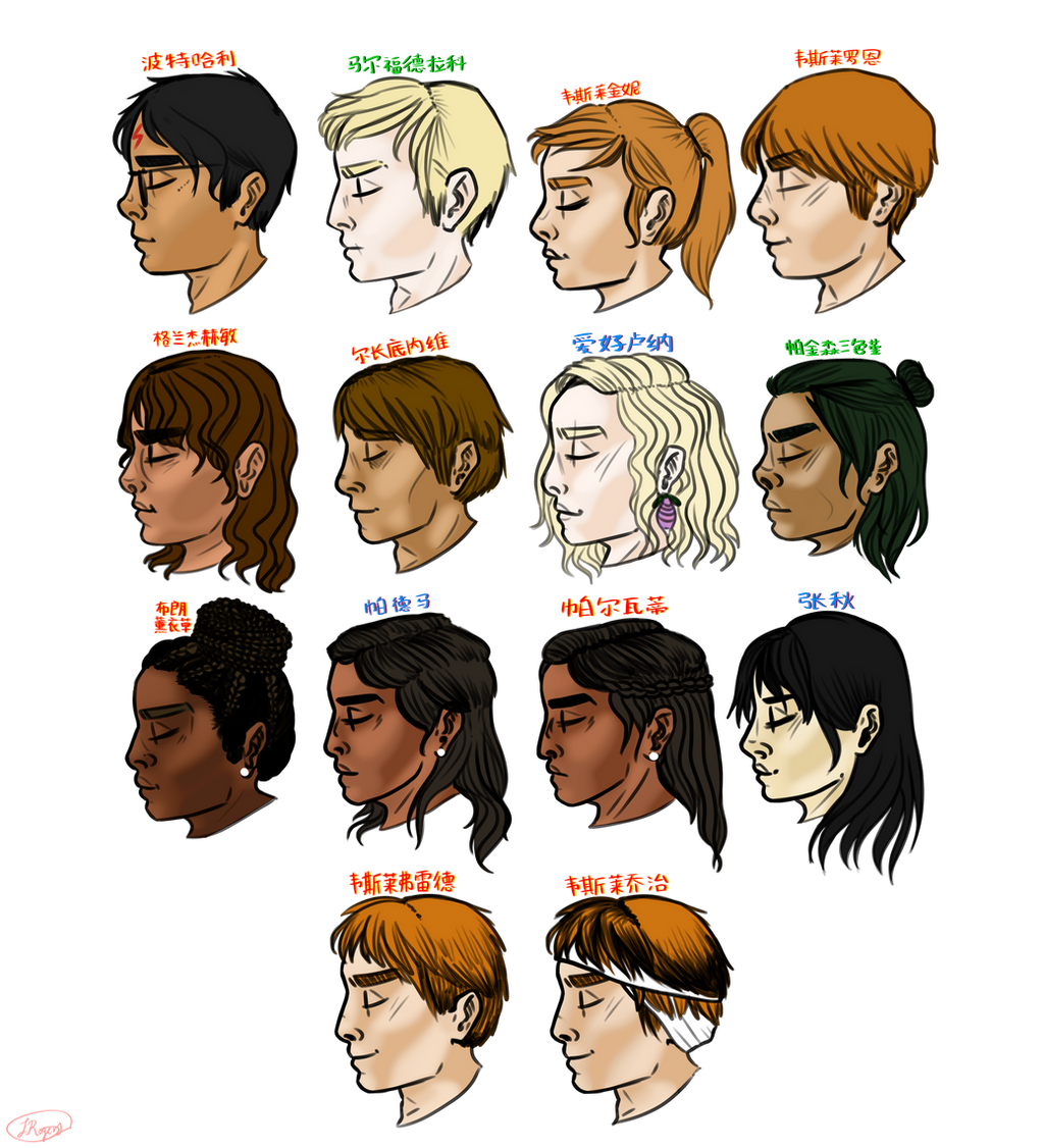 Harry Potter Characters Png Www Imgkid Com The Image