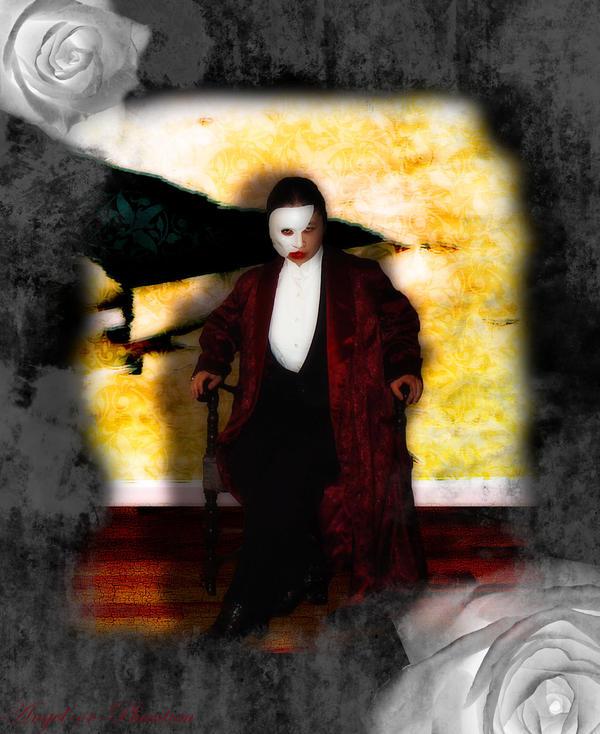 Phantom Popart by Angel-or-Phantom