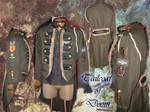 Steampunk Tailcoat of Doom