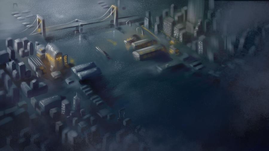 City concept by carolina-lisboa