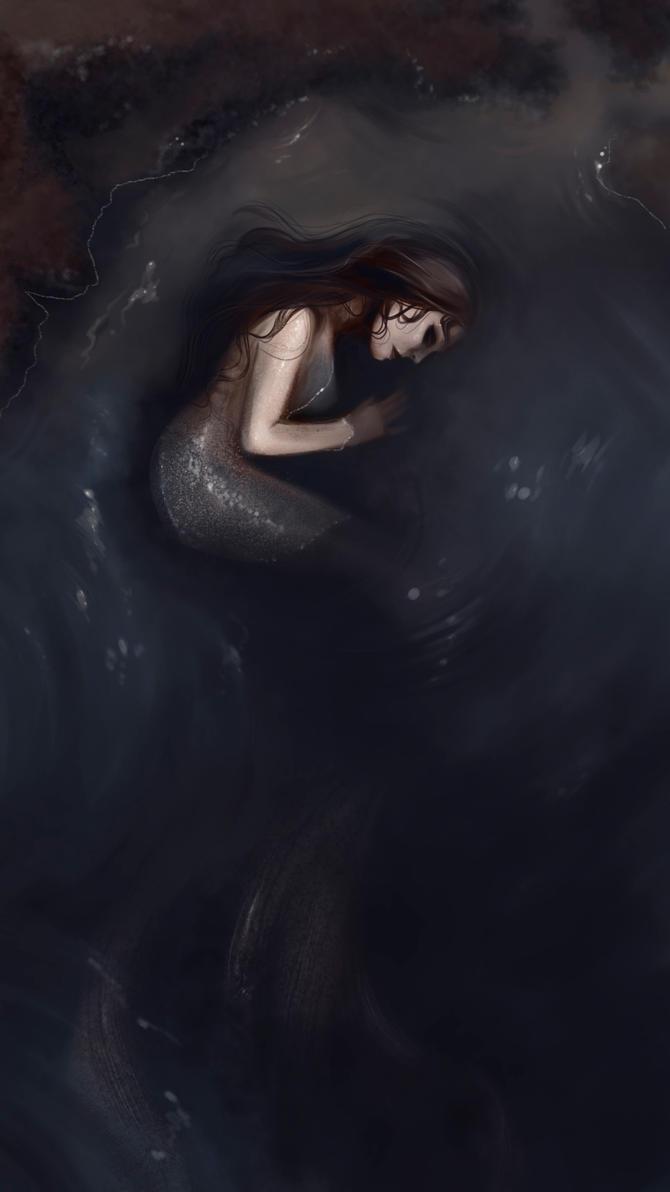 Mermaid by carolina-lisboa