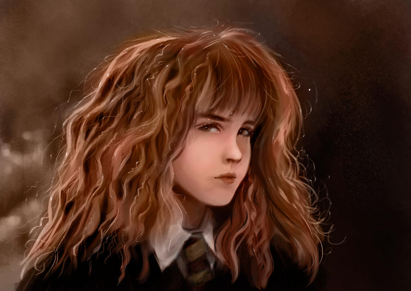Hermione by carolina-lisboa