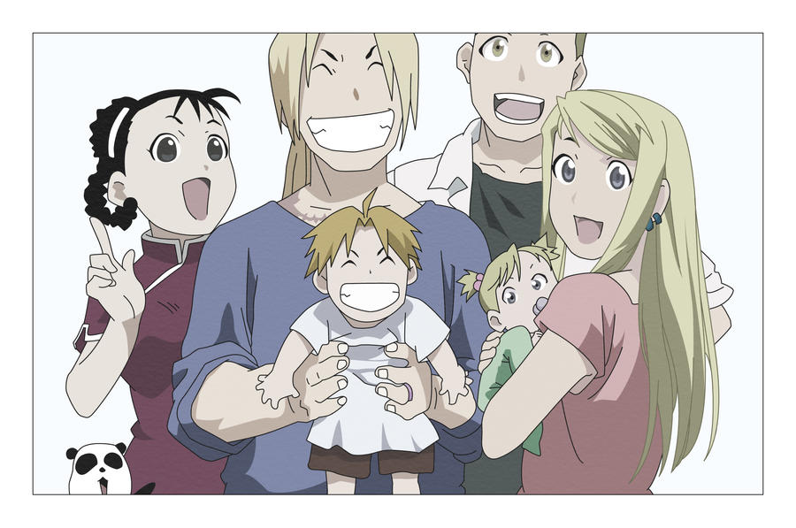 FMA Final Portrait HD by WraShadow