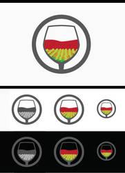 Portuguese Wine House Logotype by WraShadow