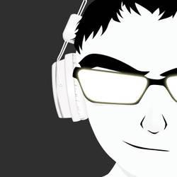 Self Portrait - Smirk by WraShadow