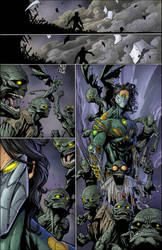 darkness77 Color by AlexxiaTM