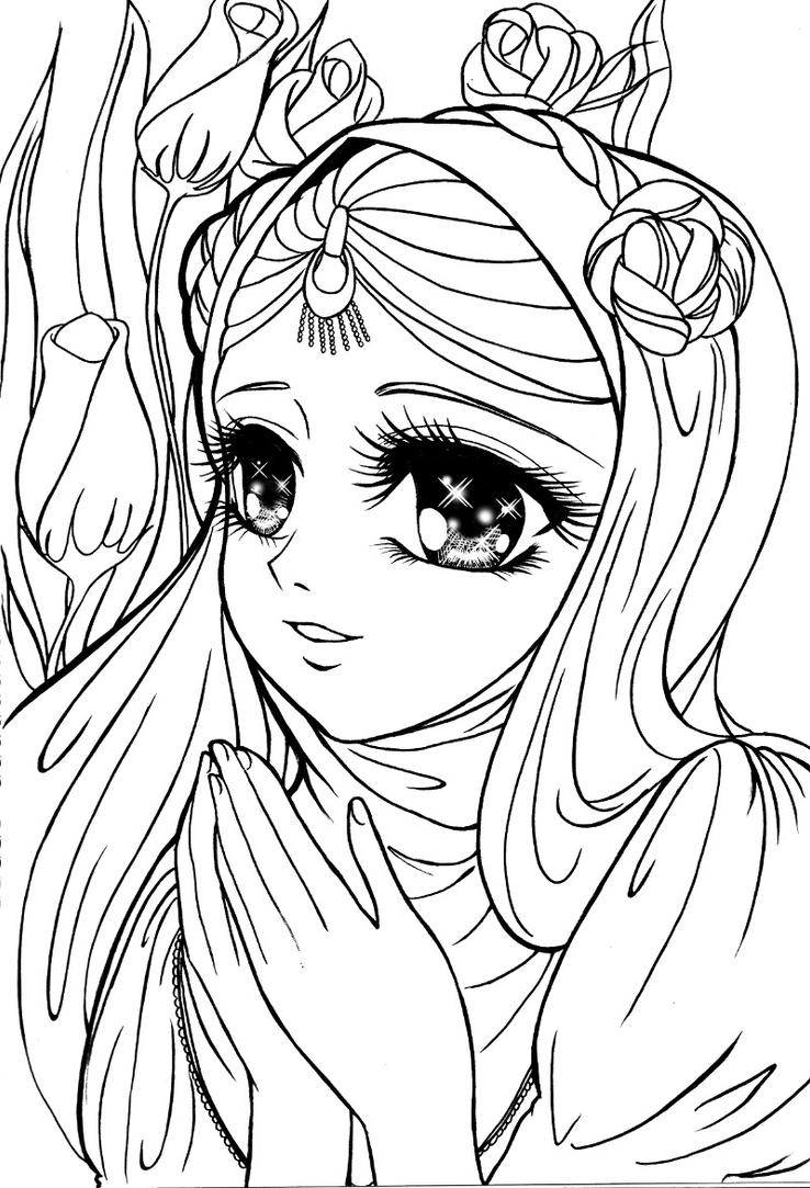 Image Result For Anime Coloring Book