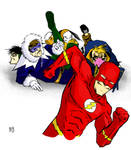 flash and the rogues
