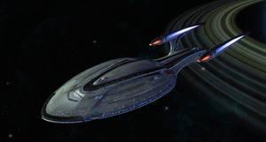 Odyssey Class Starship 4
