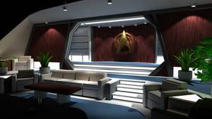 Starfleet Starship Lounge 1