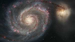 Objects in Space #5: The Whirlpool Galaxy