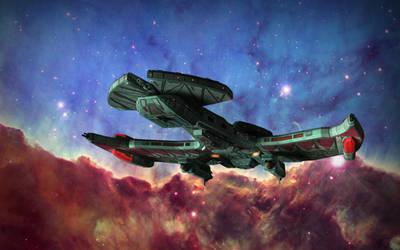 Klingon Glory by MoRoom