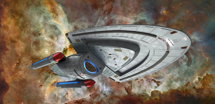 What Voyager could have looked like