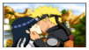 NaruHina Stamp Gift for dxa18 by raimundo-fangirl