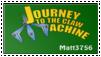 Journey To The Claw Machine Stamp by raimundo-fangirl