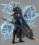 Sea Elf - Druid