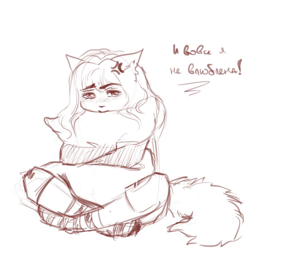-Fastdrawing- Wrong by Kiara-the-kitten