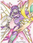 Fairymon Jintrix (RQ for Camilia-Chan)