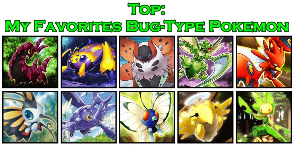 Pokemon Bug Type Pokemon Images | Pokemon Images