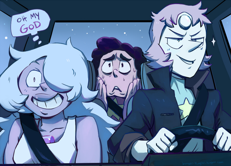 last one out of beach city redraw by ragweed on deviantart