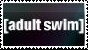 Adult Swim Stamp 2 by gillcat