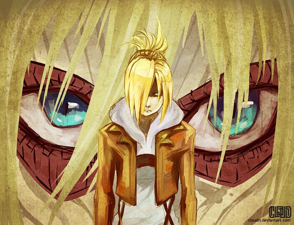 Annie - Inner Titan by CloudN