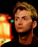 Tenth Doctor by Momiji95