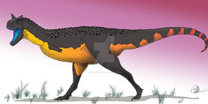 Hellbelly Carnotaurus