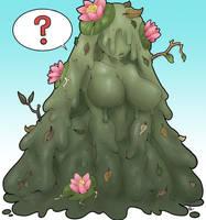 Monster Girl Challenge Day 3- Slime by BangBooDoragon