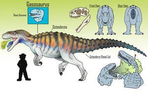 Gasosaurus by BangBooDoragon