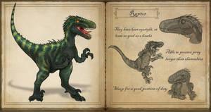 Raptor by BangBooDoragon