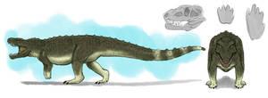 Postosuchus Study