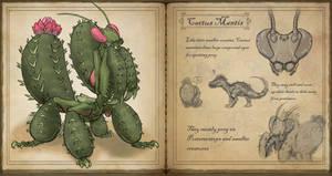 Cactus Mantis