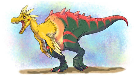 Realistic Dracozolt