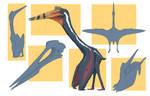 Quetzalcoatlus study