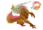 Naga King Tobi-Kadachi ( Fanmade Edit )