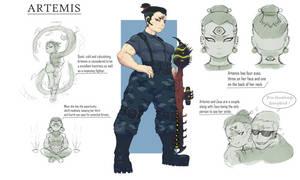 Artemis ( Redesign )