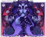 Monster Girl Challenge Day 29 - Lucifera