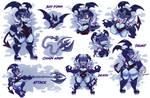 BatGal Design Concept