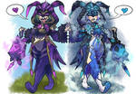 Twin Cicin Mages