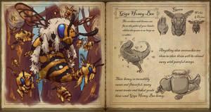Giga Honey Bee