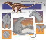 Amargasaurus Study