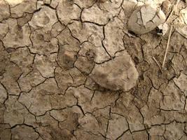 Cracked Mud Texture 2 by Jenna-RoseStock