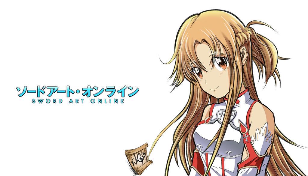 Asuna SAO by wayner8088