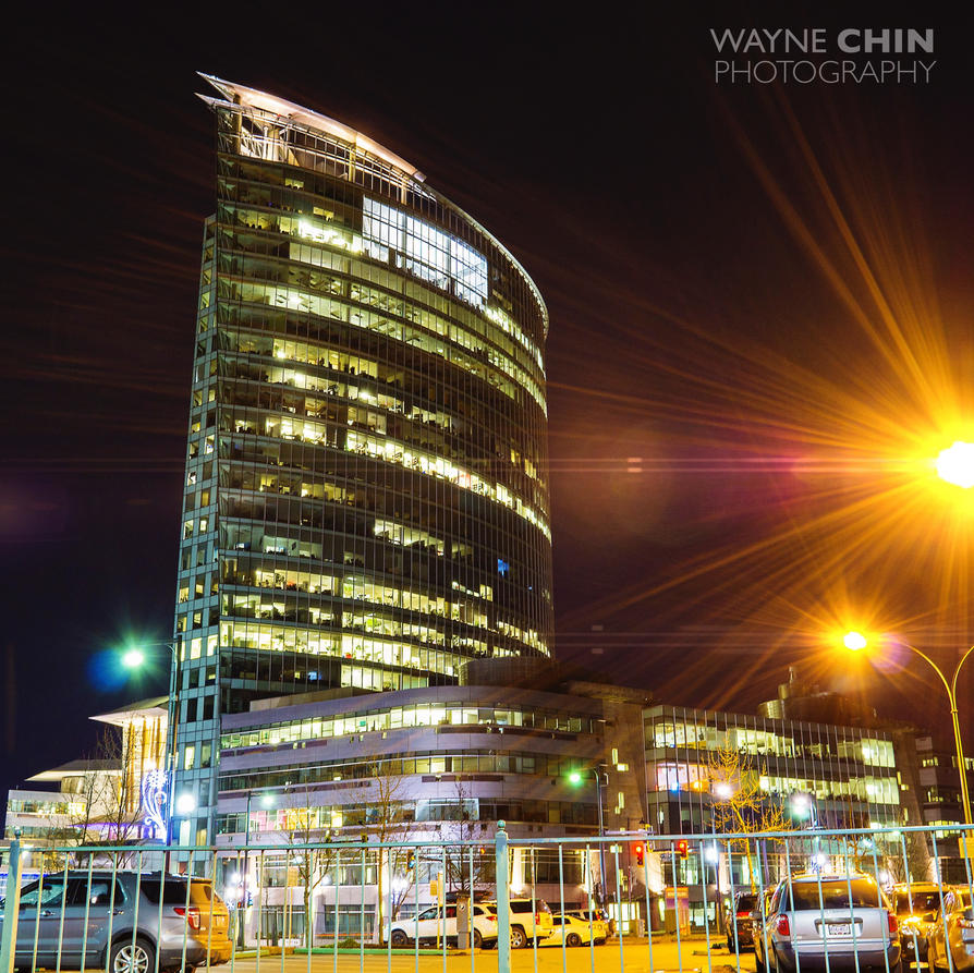 Central City by Night Part 2 by wayner8088