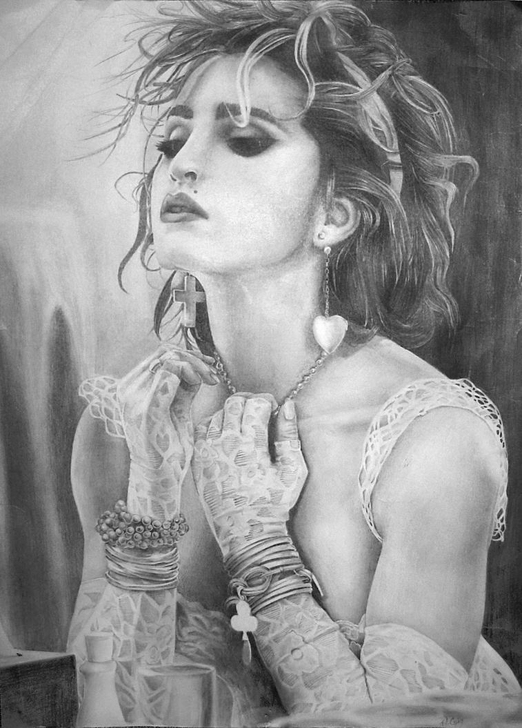 Madonna by wayner8088