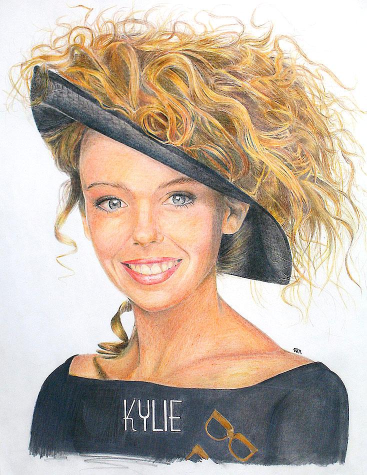 Kylie Minogue by wayner8088