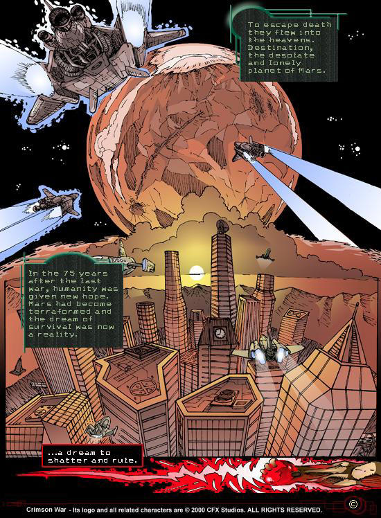 Crimson War Zero - Page 2 by wayner8088