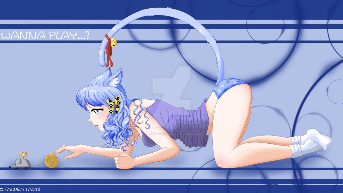 Wanna Play...? by SakuraTaichi